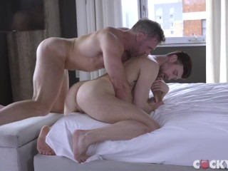 Cockyboys Alex Mecum Gives It To Drew Dixon Hard