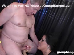 Gangbang Extravaganza - She Wants Them All