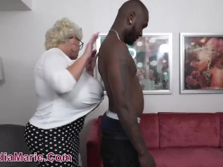 Claudia Marie Impregnated By Foot Long Black Cock