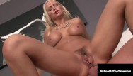 Busty lingerie anal Ass gaping busty blonde kenzie taylor gets first anal fudge packing ever