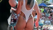 Boob breast naked tit Naked pool party sluts booty shake contest
