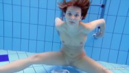 Swim rump fucking Underwater swimming indoor pool sexy babe zuzanna