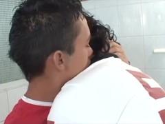 Latin Twinks Manuel And Joshua Hard Bareback