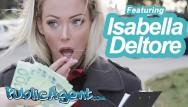 Australian cum shots Public agent sexy blonde australian isabelle deltore plays with a stranger for money