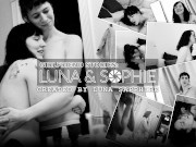 Girlfriend Stories: Sophie Ladder & Luna Sapphire - MODEL TIME