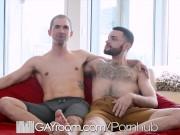 GayRoom Huge Dick Hunks Wild Sex