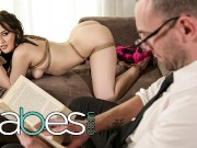 BABES - Kinky Aubree Valentine gets Tied Up and fucked by therapist