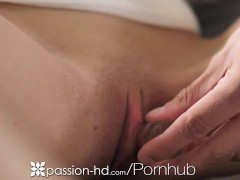 PASSION-HD Skinny Sluts Fucked By Multiple Big Dicks
