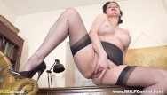Karina currie pussy talk video free Horny flight lieutenant karina currie wanks in retro girdle stcokings and high heels