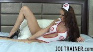 Teen circle jerk video Joi femdom and pov jerking instructions videos