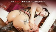 Monster cock fucks teen Bbc ass fucking compilation part ii - evil angel