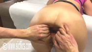 Apes fucking girls Hot girl double fist fucked in her greedy gaping ass till its a prolapsing wreck