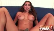 Bianca cruz naked Big dick treat for hot latina renae cruz