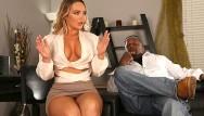 Interacial sex portal Anal sex with the body guard - cali carter