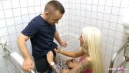 Teen tiny tit xxx Freaky midget dwarf fuck sexy german teen tight tini on public toilet