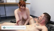 Old ass and tits That milf wants her stepsons cock so bad