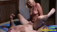 Desparate housewives get fucked Bisexual husband gets a strapon pegging