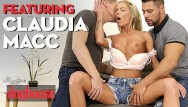 Cock nobs Doghouse - european blonde claudia macc loves deep anal 3ways with big cock