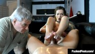 London foot fetish parties Feet fetish cutie maria marley foot fucks a cock while fan watches
