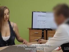 Loan4k. Perra Casada Debe Tener Relaciones Sexuales Para Obtener Préstamos Para