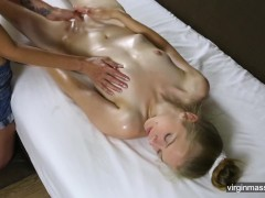 Snatch Cherry Sensuous Rubdown Massaging Rigid Orgasms