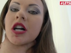 Her Limit - Tina Kay PAWG British Babe Rough Ass Fucking From A Huge Cock