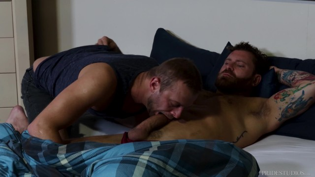 Riley Mitchell Needs Help With His Morning Boner