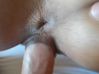 I FUCK MY CRAZY HOT TEEN STEPSISTER AND FILL HER TIGHT PUSSY WITH MY CUM