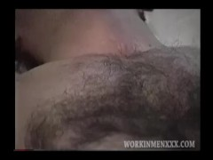 Sexy Mature Joe Beating His Cock