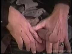 Sexy Mature Busty Amateur Joe Jerking Off Solo