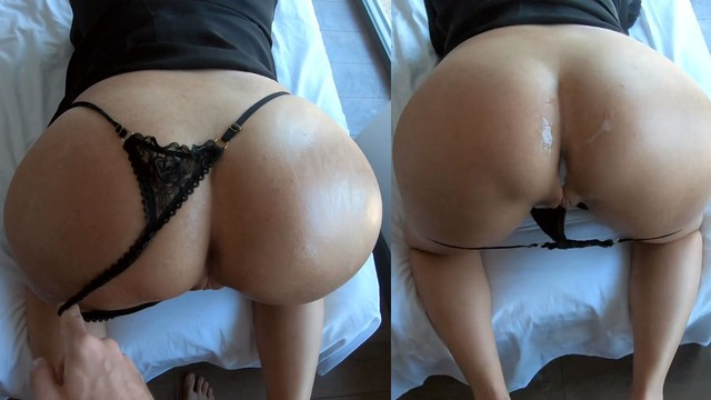 I Didn t Know That My Hot Step Mom s Big Ass Is So Tight
