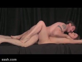 Nazi Niblick Penetrates Fraulein On Stage In Erotic Play