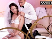 Avi Love Fucked On Her Wedding Night - Wicked