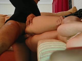 Horny Latina. Deep anal hard. Homenade, Amateur