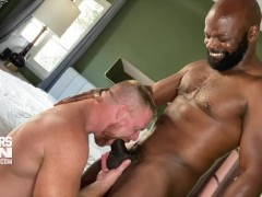 JACK VIDRA GETS BAREBACK FUCKED AND BRED WITH CUTLER'S MONSTER COCK