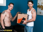 NextDoorStudios - Delivery Man Brings The Best Package