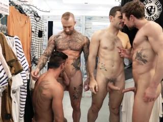 Sales in the Underwear Store