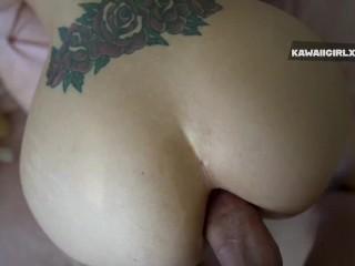 POV Anal Fuck for Horny Latina Girlfriend
