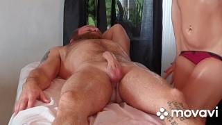 The Erotic Massage