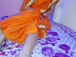 Indian Maid Servent Wearing Saree Loves To Get Fucked By Her Boss.