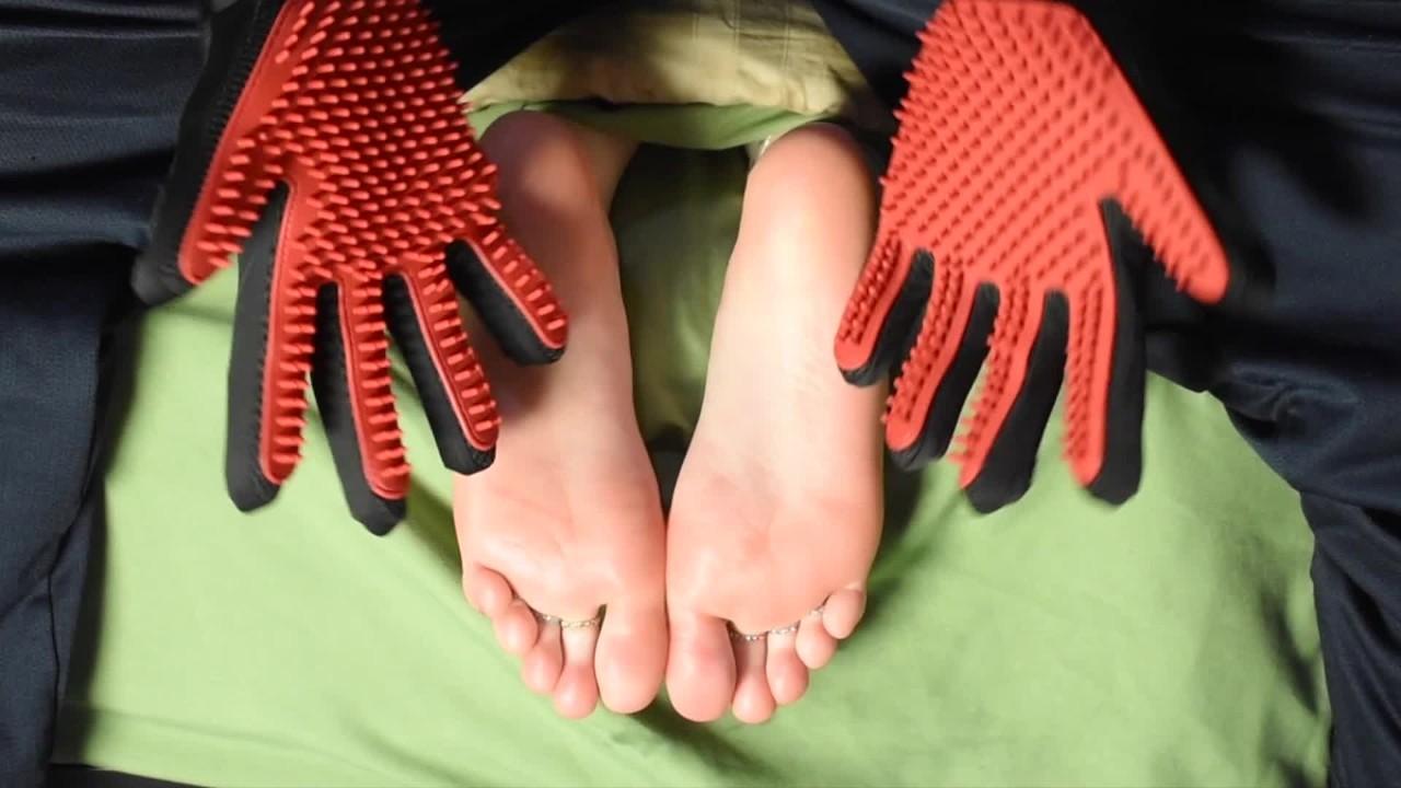 Bondage Hitachi Orgasm Torture