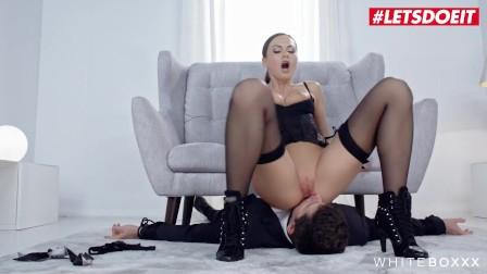 WhiteBoxxx - KINKY FEMDOM COMPILATION! Facesitting Pussy Eating Female Domination Orgasms - LETSDOEIT