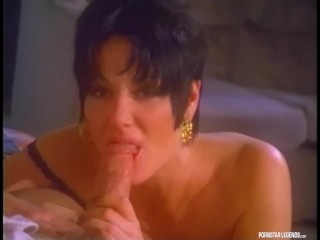 Mike Horner Fantasizes That Legend Pornstar Jeanna Fine is Sucking Him Off