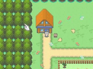 Oppaimon [Hentai Pixel game] Ep.3 creampie nurse Juicy after losing a pokemon fight