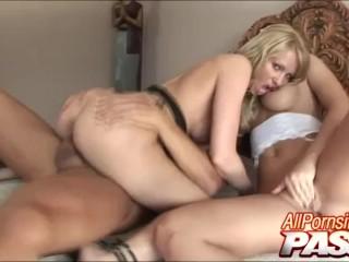 Vixen Hotties Linda And Maria Massive Shaft Sharing