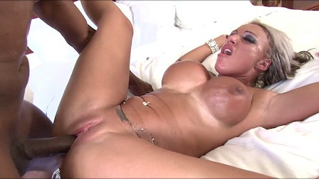 Busty Carmen Jaye Wants Nothing More Than A BBC