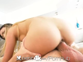 EXOTIC4K Hot Asian Babe Fucked By Big Dick