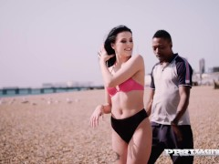 Private Com - Huge Bbc Gives It To Whores Shay London And Chelsea Ellis!