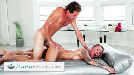 A Dirty Massage For The Stepson
