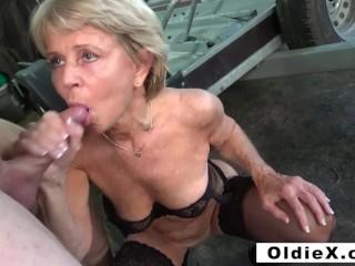 Granny Calls a Handyman